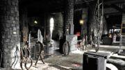 """""""Essence de la Matière"""" d'Halinka Jakubowska à la Maison de la Métallurgie et de l'Industrie de Liège"""