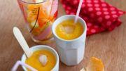 Recette : Smoothie pomme-miel-clémentine, parfum de fleur d'oranger