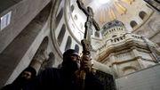 L'église du Saint-Sépulcre fermée pour protester contre des mesures fiscales israéliennes