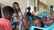 Sandra Bessudo, petite sirène devenue ministre de l'environnement en colombie