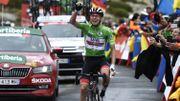 Le prometteur Pogacar bondit sur la 20e étape de la Vuelta, Roglic proche du sacre