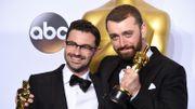 """Oscars 2016 : Sam Smith et """"Spectre"""" récompensés"""