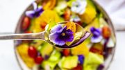 5 fleurs comestibles et les recettes pour les déguster