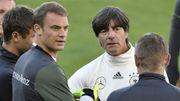 Joachim Löw convaincu que Manuel Neuer pourra jouer au Mondial