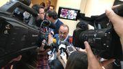 Plus de 600 journalistes assistent ce vendredi à la séance du Sénat espagnol