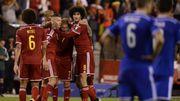 Victoire cruciale contre la Bosnie