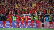 """Une Belgique """"B"""" ne calcule pas et bat l'Angleterre, place au Japon en huitièmes !"""