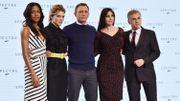 """James Bond est de retour dans """"007 Spectre"""", en avant-première mondiale à Londres"""