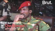 """Thomas Sankara, le """"Che"""" africain, assassiné un 15 octobre"""