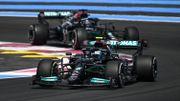 F1: GP de France, Mercedes de retour mais Red Bull est aussi au rendez-vous