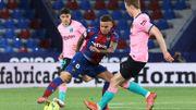 Liga: Avec ce partage à Levante, le FC Barcelone réalise la mauvaise opération pour le titre