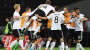 L'Allemagne a déposé son dossier de candidature pour l'Euro 2024