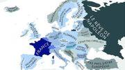 L'Europe vue par la France