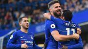 Chelsea enfonce un peu plus Fulham, Eden Hazard à l'assist