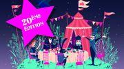 La vingtième édition du festival bis-Arts organisée fin octobre à Charleroi