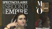 Le Second Empire au Musée d'Orsay: la société du spectacle