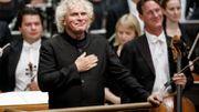 Sir Simon Rattle prendra la tête de l'Orchestre symphonique de la radiodiffusion bavaroise en2023