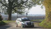 Victoire de Freddy Loix au Spa Rally