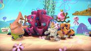 Bob l'Éponge contre les Tortues Ninja : découvrez le nouveau jeu vidéo délirant de Nickelodeon