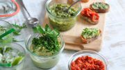 Recette: Houmous de brocoli