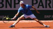 """Arthur De Greef, qualifié pour Roland Garros: """"C'est un rêve qui se réalise !"""""""