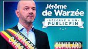 Jérôme de Warzée réservé à un public fin !