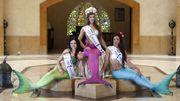 Après Miss Belgique, Miss France ou encore miss Monde, voici un concours de Miss... Sirène!