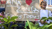 Feux en Amazonie: les Brésiliens relativisent ces incendies