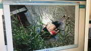 Pourquoi avons-nous publié la photo d'un père et de sa fille noyés?