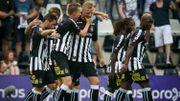Charleroi balaie le Beitar pour son retour en Europe (5-1)