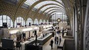 Malgré l'agitation sociale, le Musée d'Orsay a atteint son record de visiteurs en2019