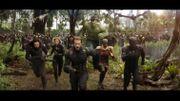 """Les premières images de """"Avengers : Infinity Wars"""" sont enfin là"""