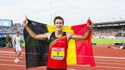 Van der Plaetsen, champion d'Europe du décathlon, prêt à en découdre à Rio
