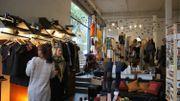 Le magasin Orybany qui abrite des petits créateurs, rue des Tanneurs 50