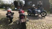 Honda et BMW: hier et aujourd'hui