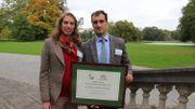 Le château de Duras remporte le Prix du Fonds Baillet Latour pour l'Environnement