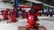 CQFD: A quel point les robots vont-ils transformer nos emplois?