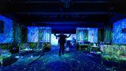 Sous le soleil Bleu Bleu de Stéphane Arcas