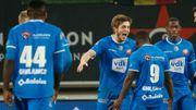 Courtrai et Gand filent en quarts de la Coupe, Zulte Waregem et Beerschot Wilrijk éliminés