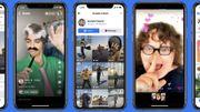 Les Reels d'Instagram, la copie TikTok maison, débarquent sur Facebook