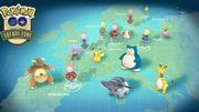 """""""Pokémon Go"""" : un premier anniversaire célébré en Europe, au Japon et dans le monde entier"""