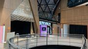 Inauguration d'un pavillon dédié à la culture numérique, installé au sommet de la citadelle de Namur
