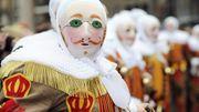 Tradition et patrimoine symbolisés dans l'affiche du Carnaval de Binche 2019