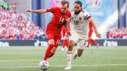Euro 2020 : la seule passe ratée de Jason Denayer en première mi-temps coûte un but aux Diables face au Danemark