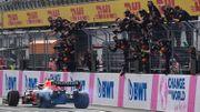 F1 Styrie: Verstappen domine de bout en bout et remporte la course devant Hamilton