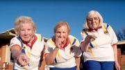 """Buzz: Trois mamies reprennent """"Single Ladies"""" de Beyoncé pour sauver leur club de bowling!"""