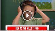[Zapping 21] Quand les enfants découvrent Iron Maiden