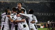 Ronaldo fait basculer le derby de Turin sur penalty