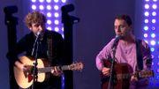 """Delta joue son nouveau single """"Comme tu donnes"""" en live et dévoile le nom de son futur album"""
