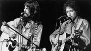 Bob Dylan partage de nombreux inédits, dont ceux avec George Harrison